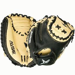 All Star CM3031 Comp 33.5 Catchers Mitt is a great choice for the begin