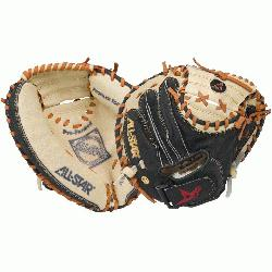 T is designed as an entry level catchers mitt but mimics the loo