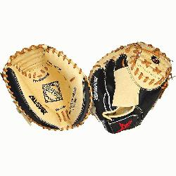 AllStar Pro Catchers Mitt (Cataloged at 35 looks like 34). This