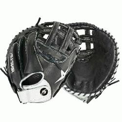 e Series catcher's mitt is designed for advanced fastpitch catchers playing at