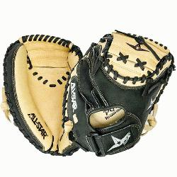 an entry level mitt, the All Star CM1011 Youth Comp 31.5 Catchers Mitt is an i