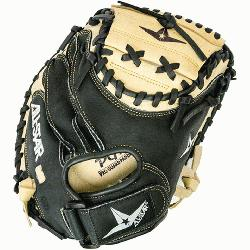 an entry level mitt, the All Star CM1011 Youth Comp 31.5 Catchers Mitt is an ideal