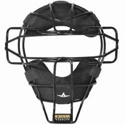 ht Ultra Cool Tradional Mask Delta Flex Harness Black (Black) : All Star Catchers Ma