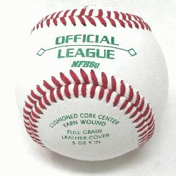with 30 DOL-A Offical League Baseballs Shipped. Leather