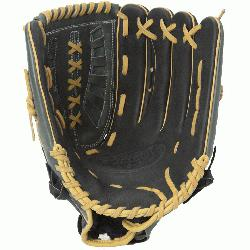 feel and an easier break-in period, the 125 Series Slowpitch Gloves are co