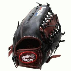 ville Slugger EV1275 Evolution Series 12.75 Baseball Glove (Left Handed Throw) : Handcrafted from p