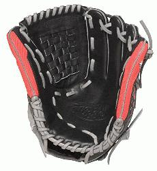 lugger Omaha Flare 12 inch Baseball Glove (Right Handed Throw) : The Omaha Flare