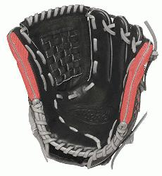 lugger Omaha Flare 12 inch Baseball Glove (Right Handed Throw) : The