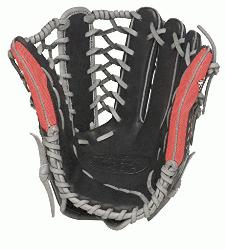 Omaha Flare 12.75 inch Baseball Glove (Right Handed Throw) : The O