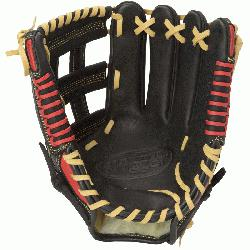 delivers standout performance in an all new line of Louisville Slugger Baseball Gloves.