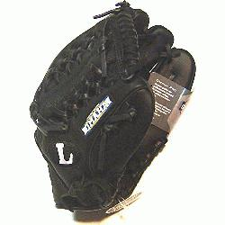 ger Omaha Pro OX1154B 11.5 inch Baseball Glove (Right Hand Throw) : Fro
