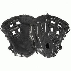 ouisville Slugger Pro Flare First Base Mitt 13 inch (Left Handed Throw) : Louis