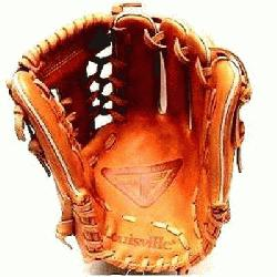 e Slugger 11.75 Modified Trap Web Open Back Pro Flare Series Baseball Glove Stiff Horween Code