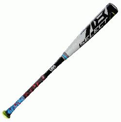 The new Select 718 (-10) 2 5/8 USA Baseball bat from Louisville Slugger was buil