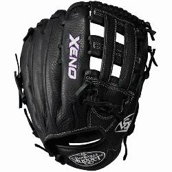 the-line leather meets a soft lining a game-ready glove