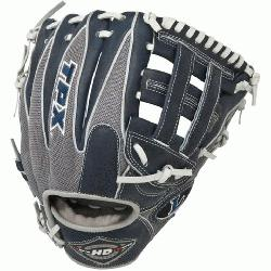 RH 11 3/4 Inch Baseball Glove (Left Hand Throw) : Lo