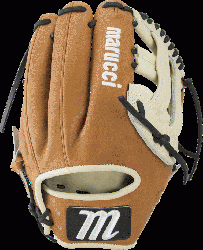 Japanese-tanned USA Kip leather combines id