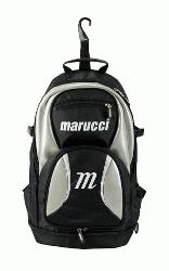 m Back Pack (WhiteBlack) : About Marucci Sports: Based in Baton Rouge, Louisiana, Ma