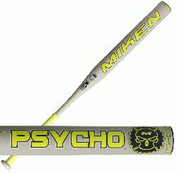 one piece composite slowpitch USSSA softball bat.Miken slow pitch bats prov