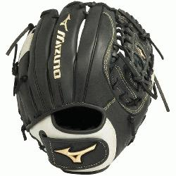 The Mizuno GGE50FP is a 12.00 utility glove made from SteerSoft E-Lite le