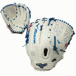 fastpitch softball series gloves feature a Center Pocket Designed Pattern that naturally