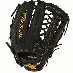 e GMVP1275P1 Baseball Glove 12.75 inch (Left Handed Throw) : Smooth professional style oil soft p