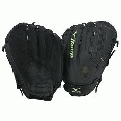 ime Fast Pitch 12.75 inch Softball Glove (Left Handed Throw) : Mizuno Prime Fast Pitch Softball Glo