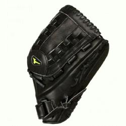 ast Pitch 12.75 inch Softball Glove (Left Handed Throw) : Mi