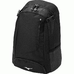 he Mizuno Prospect Backpack is an entry level bag with padde