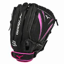 ct Finch GPP1105F1 Youth Softball Glove. Patented PowerClose MAKES CATCHING EASY! ParaShock palm pa