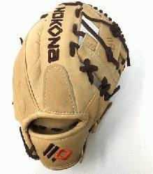 okonas Alpha Select youth baseball gloves! Constructed f