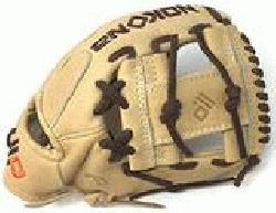 ducing Nokonas Alpha Select youth baseball gloves! Constructed from top-of-t