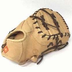 uth first base mitts are assembled like a work of art with eli