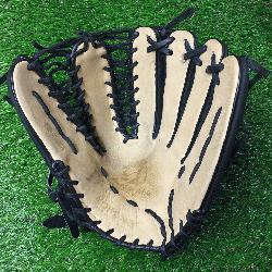 g adult black alpha American Bison S-7MTB Baseball Glove 12.75 Trap Web.</p>