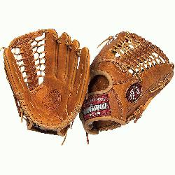 eries 12.75 inch Outfield Baseball Glove. Modified Trap Web. Generation Steerhide has a tradit