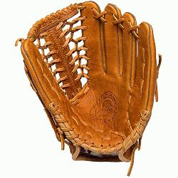 ries 12.75 inch Outfield Baseball Glove. Modified Trap Web. Generation Steerhide has a traditional