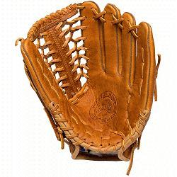 eneraton Series 12.75 inch Outfield Baseball Glove. Modified Trap Web. Generation Steerhide has