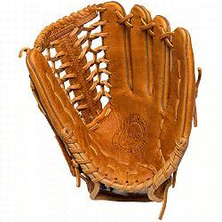 neraton Series 12.75 inch Outfield Baseball Glove. Modified Tr