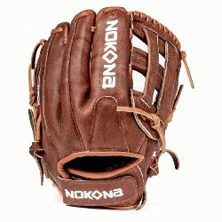 okonas history of handcrafting ball gloves in America for over 80 years, the pro