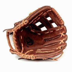 as history of handcrafting ball gloves in America for over 80 years, the proprietary Walnut