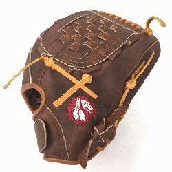 by Nokona's history of handcrafting ball gloves