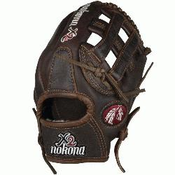 ite Series 11.75 inch Baseball Glove (Right Handed Throw) : The Nokona X2 Elit
