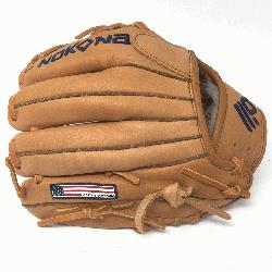 as Nokonas all new Supersoft Series gloves are made from