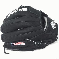 as Nokonas all new Supersoft Series gloves are made from premium top-grain steerhide leather