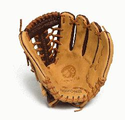 na Youth Alpha Select 11.25 inch Baseball Glove (Right Handed Throw) : Nokona youth p