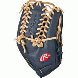Gamer XLE Series 12.75 inch Baseball Glove (Right Handed Throw) : The Gamer XLE series