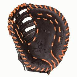 ngs GXPFM18MO First Base Mitt 12.5 Inch Mocha (Right Handed Throw) : The Gamer XLE series feat
