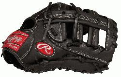 gs Gold Glove First Base Mitt. Rawlings pro patterns, pro grade laces and pro soft le