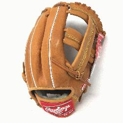 lings PROSPT Heart of the Hide Baseball Glove is 11.75 inch.