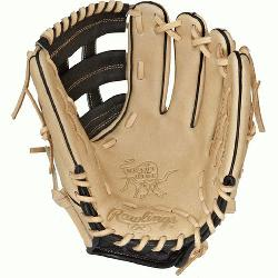 Hide is one of the most classic glove models in baseball. Rawlings Heart of the Hide Gl
